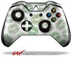 Green Lips - Decal Style Skin fits Microsoft XBOX One Wireless Controller