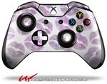 Decal Skin Wrap fits Microsoft XBOX One Wireless Controller Purple Lips
