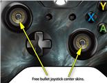 Thunderstorm - Decal Style Skin fits Microsoft XBOX One Wireless Controller