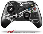 Decal Skin Wrap fits Microsoft XBOX One Wireless Controller Black Marble