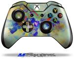 Decal Skin Wrap fits Microsoft XBOX One Wireless Controller Sketchy