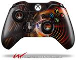 Decal Skin Wrap fits Microsoft XBOX One Wireless Controller Solar Flares