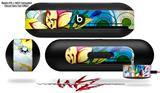 Decal Style Wrap Skin fits Beats Pill Plus Floral Splash (BEATS PILL NOT INCLUDED)