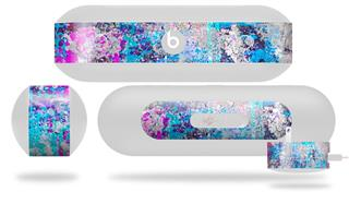 Decal Style Wrap Skin fits Beats Pill Plus Graffiti Splatter (BEATS PILL NOT INCLUDED)