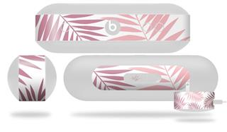 Decal Style Wrap Skin fits Beats Pill Plus Palms 02 Pink (BEATS PILL NOT INCLUDED)