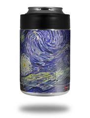 Skin Decal Wrap for Yeti Colster, Ozark Trail and RTIC Can Coolers - Vincent Van Gogh Starry Night (COOLER NOT INCLUDED) by WraptorSkinz