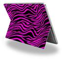 Pink Zebra - Decal Style Vinyl Skin (fits Microsoft Surface Pro 4)