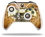 Airship Pirate - Decal Style Skin fits Microsoft XBOX One X and One S Wireless Controller