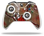 Weaving Spiders - Decal Style Skin fits Microsoft XBOX One X and One S Wireless Controller