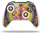 Tie Dye Peace Sign 109 - Decal Style Skin fits Microsoft XBOX One X and One S Wireless Controller