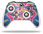 Tie Dye Star 101 - Decal Style Skin fits Microsoft XBOX One X and One S Wireless Controller