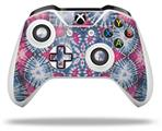 Tie Dye Star 102 - Decal Style Skin fits Microsoft XBOX One X and One S Wireless Controller