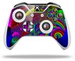 And This Is Your Brain On Drugs - Decal Style Skin fits Microsoft XBOX One X and One S Wireless Controller
