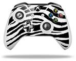 Zebra - Decal Style Skin fits Microsoft XBOX One X and One S Wireless Controller