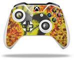 Tie Dye Kokopelli - Decal Style Skin fits Microsoft XBOX One X and One S Wireless Controller