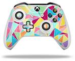 Brushed Geometric - Decal Style Skin fits Microsoft XBOX One X and One S Wireless Controller