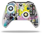 Graffiti Pop - Decal Style Skin fits Microsoft XBOX One X and One S Wireless Controller