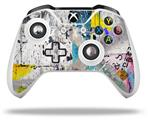 Urban Graffiti - Decal Style Skin fits Microsoft XBOX One X and One S Wireless Controller