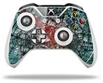 Tissue - Decal Style Skin fits Microsoft XBOX One X and One S Wireless Controller