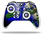 Hyperspace Entry - Decal Style Skin fits Microsoft XBOX One X and One S Wireless Controller