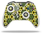 Daisies Yellow - Decal Style Skin fits Microsoft XBOX One X and One S Wireless Controller