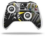 Baja 0023 Yellow - Decal Style Skin fits Microsoft XBOX One X and One S Wireless Controller