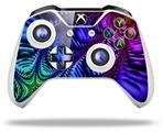 Transmission - Decal Style Skin fits Microsoft XBOX One X and One S Wireless Controller