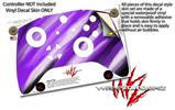Paint Blend Purple - Decal Style Skin fits Microsoft XBOX One X and One S Wireless Controller
