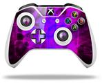 Cubic Shards Pink - Decal Style Skin fits Microsoft XBOX One X and One S Wireless Controller