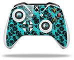 Peppered Flower - Decal Style Skin fits Microsoft XBOX One X and One S Wireless Controller