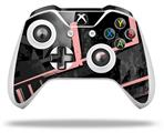 Baja 0004 Pink - Decal Style Skin fits Microsoft XBOX One X and One S Wireless Controller
