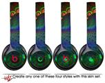 WraptorSkinz Skin Decal Wrap for Beats Solo 2 and Solo 3 Wireless headphones Deeper Dive (BEATS NOT INCLUDED)