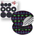 Decal Style Vinyl Skin Wrap 3 Pack for PopSockets Kearas Tribal 2 (POPSOCKET NOT INCLUDED)