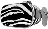 Decal style Skin Wrap compatible with Oculus Go Headset - Zebra (OCULUS NOT INCLUDED)