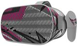 Decal style Skin Wrap compatible with Oculus Go Headset - Baja 0032 Hot Pink (OCULUS NOT INCLUDED)