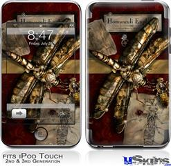 iPod Touch 2G & 3G Skin - Conception