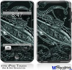 iPod Touch 2G & 3G Skin - The Nautilus