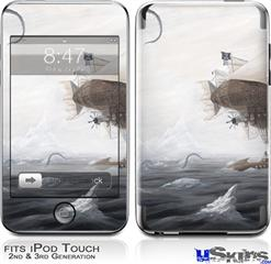 iPod Touch 2G & 3G Skin - The Rescue