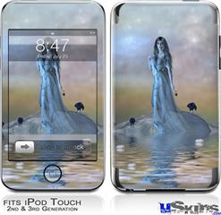 iPod Touch 2G & 3G Skin - Kathy Gold - Forever More
