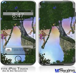 iPod Touch 2G & 3G Skin - Kathy Gold - Summer Time Fun 1