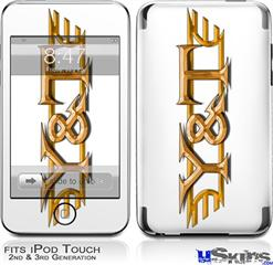 iPod Touch 2G & 3G Skin - Y&T