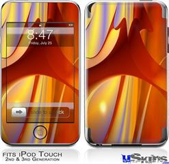 iPod Touch 2G & 3G Skin - Red Planet