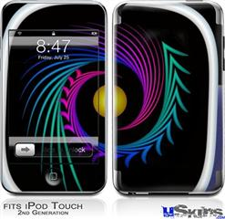 iPod Touch 2G & 3G Skin - Badge