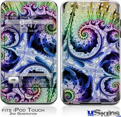 iPod Touch 2G & 3G Skin - Breath
