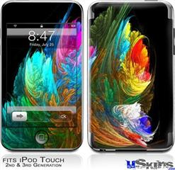 iPod Touch 2G & 3G Skin - Bouquet