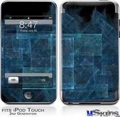 iPod Touch 2G & 3G Skin - Brittle
