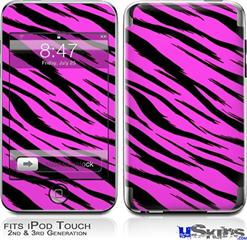 iPod Touch 2G & 3G Skin - Pink Tiger