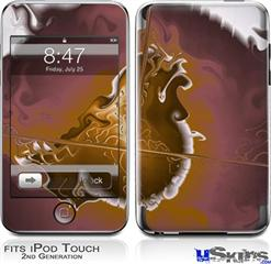 iPod Touch 2G & 3G Skin - Comet Nucleus