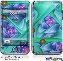iPod Touch 2G & 3G Skin - Cell Structure