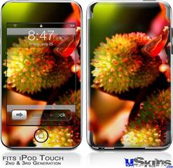 iPod Touch 2G & 3G Skin - Budding Flowers